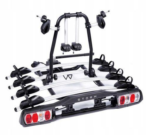 Platforma na 4 rowery - bagażnik rowerowy na hak - WYSYŁKA GRATIS