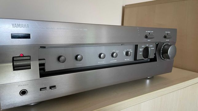 Yamaha AX-492 - wzmacniacz stereo