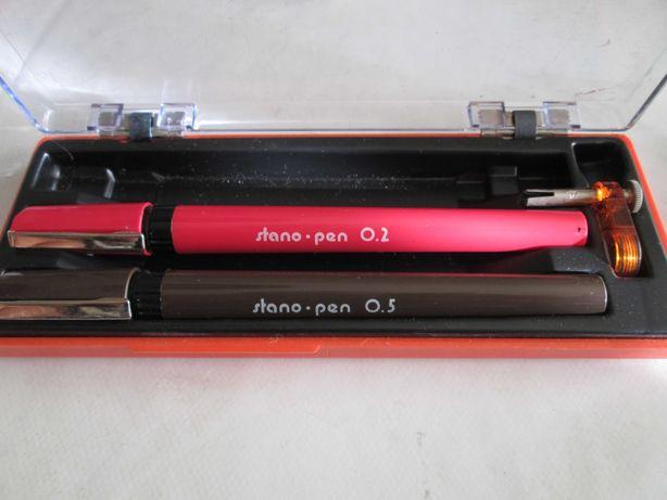 Canetas Pelikan Tinta da China - Material Desenho Técnico