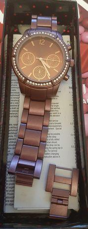 Zegarek Fawna Watch Plum