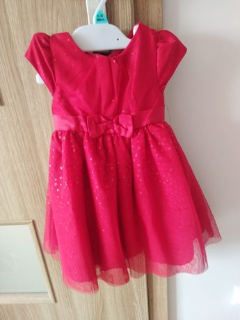 Sukienka Smyk rozmiar 86