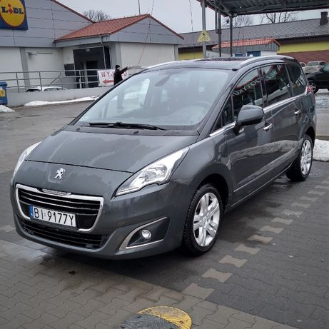 Peugeot 5008 7 osobowy