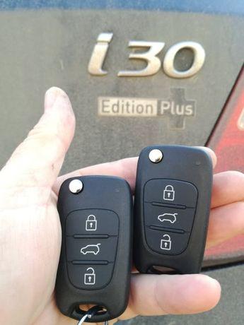 Hyundai i30 kluczyk, immobilizer, programowanie
