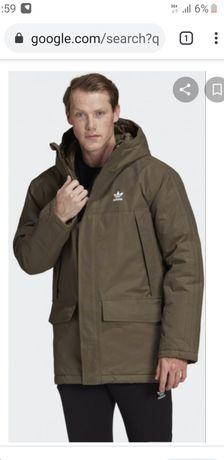 Парка,куртка adidas, XS