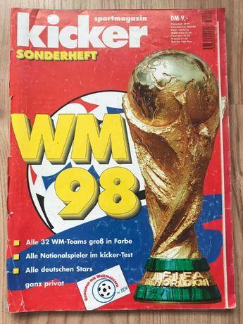 Skarb Kibica Kicker Mundial 1998