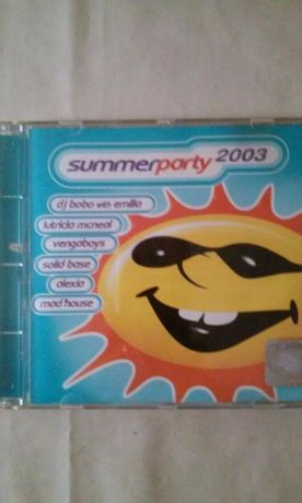 płyta cd party 2003; cena z przesyłką