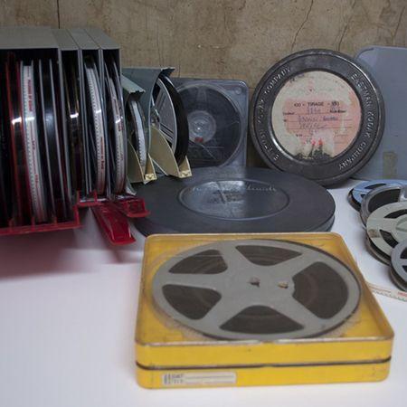 Digitalização, Cassetes de video vhs beta fotografias, slides, Super8