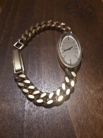 Zegarek damski Vintage mechaniczny Anker