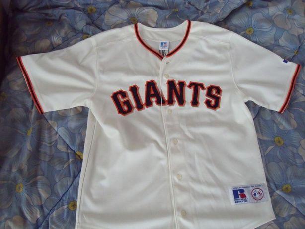 Sprzedam Koszulkę Baseball USA marka Russell Athletic zespół Giants