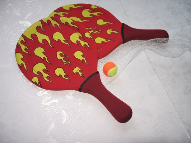 Paletki rakietki do tenisa Crivit