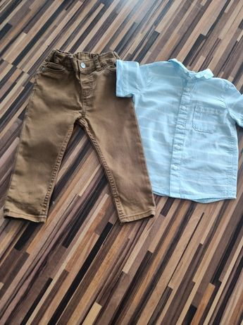 Koszula i spodenki firmy H &M