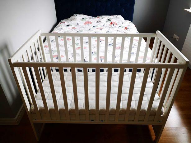 Łóżeczko niemowlęce 120x60