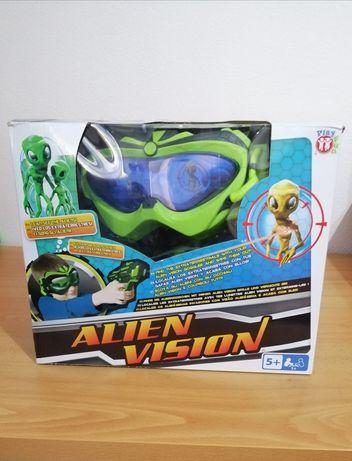 Alien visual - óculos / pistola