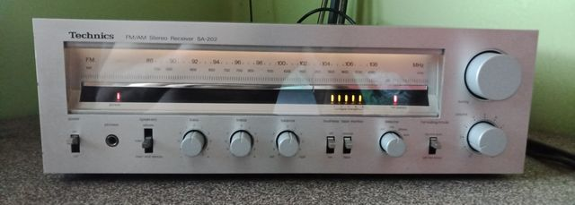 Amplituner Technics SA 202