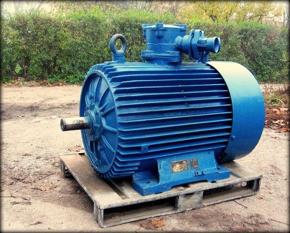 silnik elektryczny 132kW 2970obr. CELMA Ex