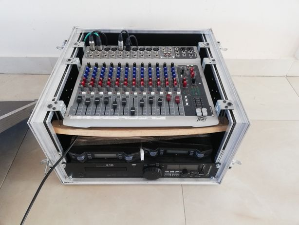 Mixer Peavey + case