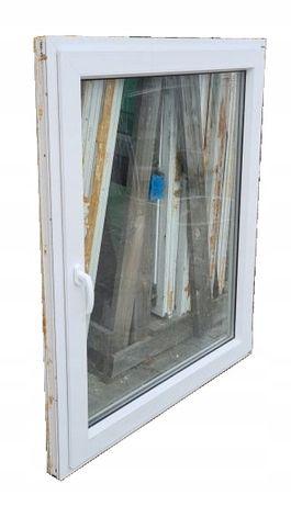 OKNA KacprzaK OKNO PCV 110X133 Używane Plastikowe