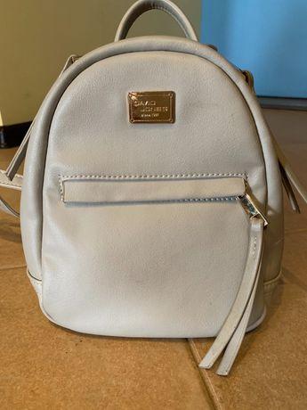 Рюкзак бежевый для девочки-подростка