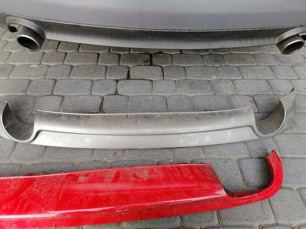 Dyfuzor audi a4 b6 B7 2.0 tdi tfsi 1.8 t 3.2 s line cabrio sedan avant