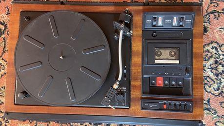Комбинированное музыкальное устройство Вега 117 Стерео