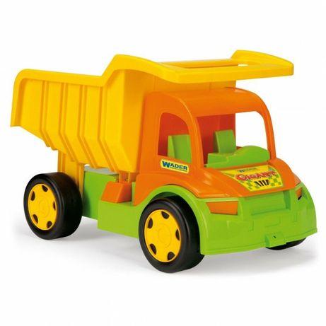 Великий грузовик машинка Wader