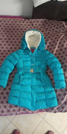 Kurtka zimowa- płaszcz