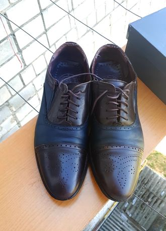 Туфли туфлі натуральная кожа Турция 42 размер