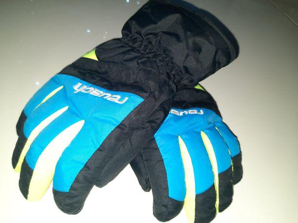 Rękawiczki, rękawice Reuch roz.6,5 jak NOWE