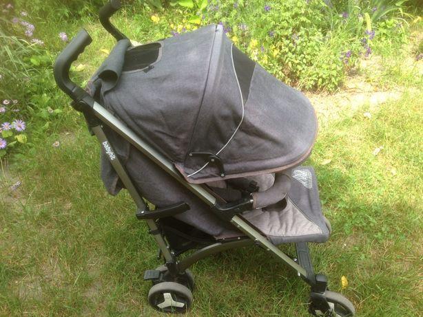 Прогулочная коляска-трость Babyhit grey