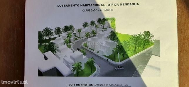 Lote para construção Moradia de 4 assoalhadas