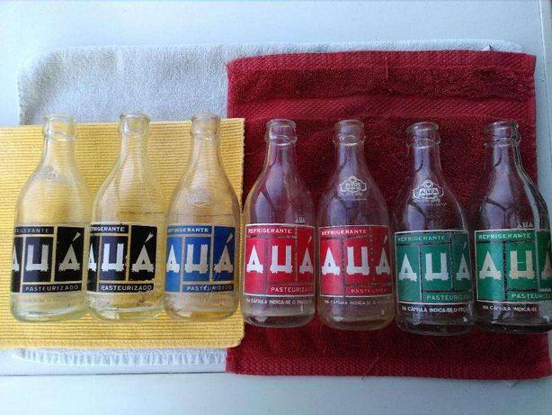 garrafas antigas AUÁ