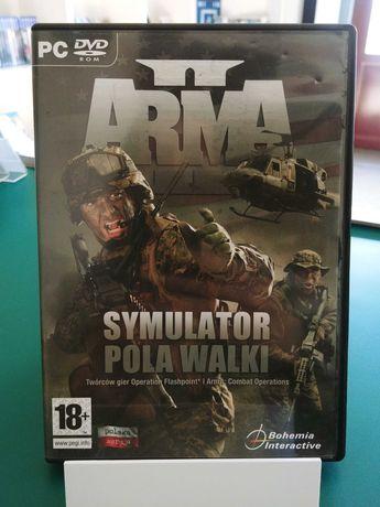 Arma II Symulator Pola Walki PL PC