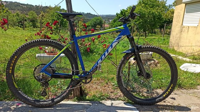 Scott Aspect 750 Quadro L (FULL UPGRADES)