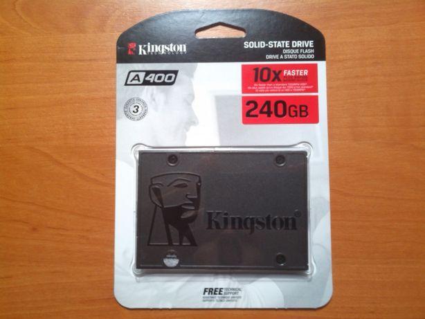 Нові SSD Kingston 240GB Гарантія 36 місяців!