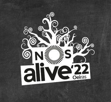 2 bilhetes Nos Alive