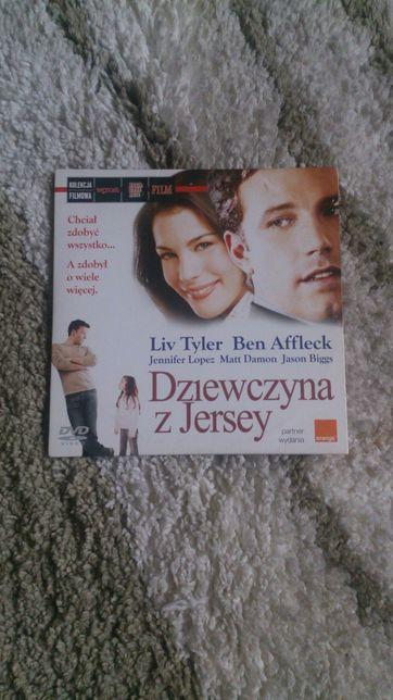 Dziewczyna z Jersey 2004. DVD film, Lektor PL