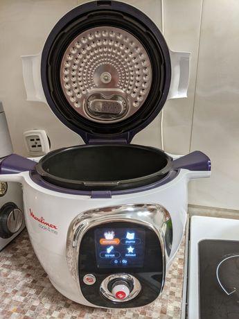 Cook4me мультиварка-скороварка Moulinex