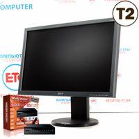 "Монитор Телевизор Acer B193WBYMDH TV World Vision T62A, 19"", TN+FILM"
