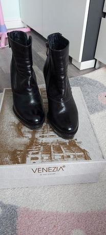 Venezia 37 skórzane buty