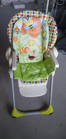 Продам стульчик для кормления Chicco Polly Sunny. 3 в 1.