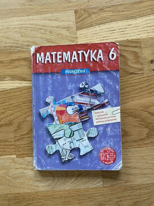 Podrecznik z matematyki klasa 6 Ksawerów - image 1
