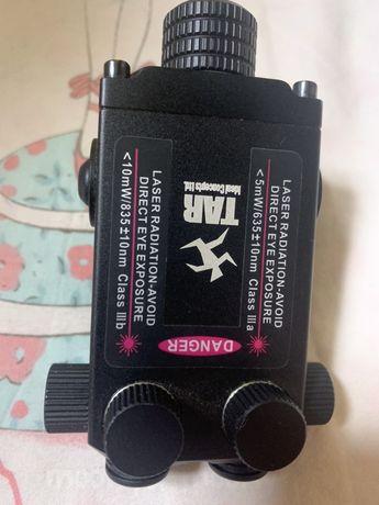 Прицел TAR 15 видимый лазер + невидимый для ПНВ ночника