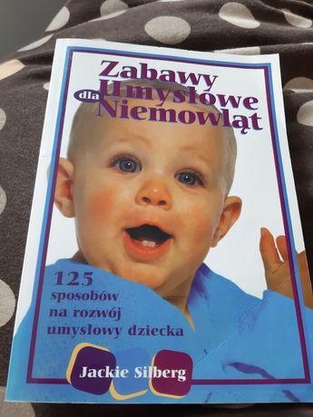 Książka zabawy umysłowe dla niemowląt poradnik 125 sposobów na rozwój