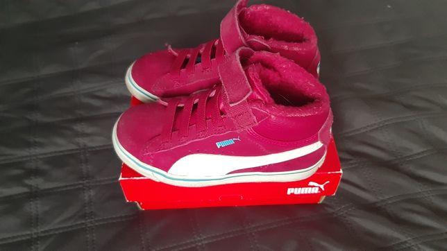 Buty dziewczęce Puma rozmiar 28,5
