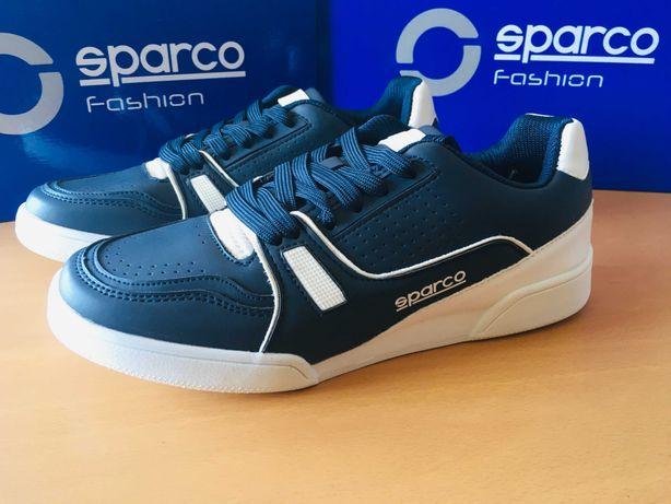 Ténis Sparco Fashion ESN-S8 Azul Navy