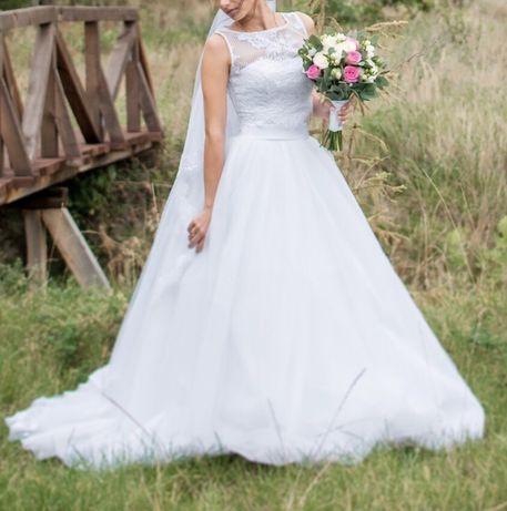 Весільне плаття/ свадебное платье. ХС-с розмір