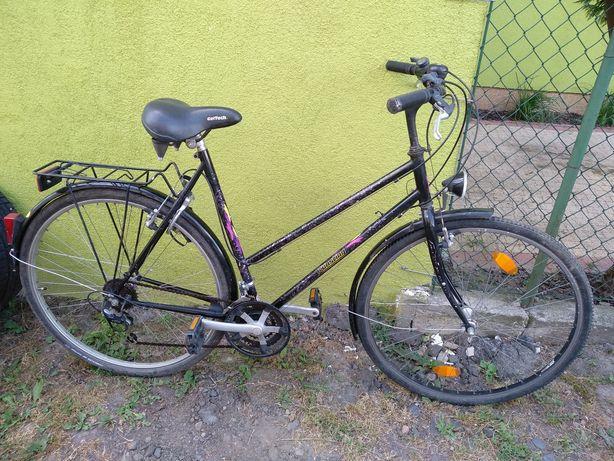 Rower miejski 28 cali wąskie opony