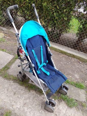 Wózek dziecięcy spacerówka parasolka