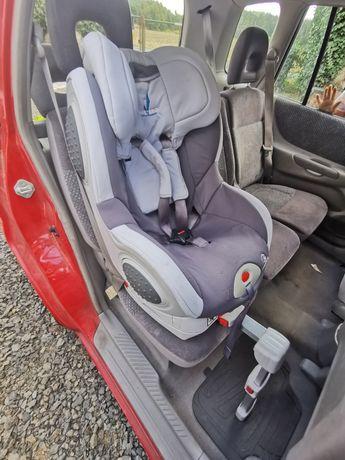 Fotelik samochodowy Caretero Champion Isofix+ pasy bezpieczeństwa