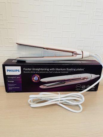Выпрямитель новый (утюжок) для волос Philips MoistureProtect HP8374/00